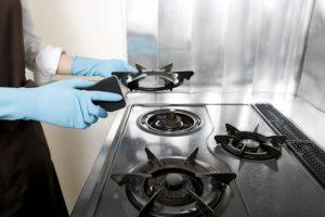 キッチン掃除